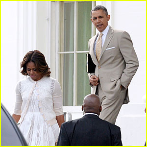 Taken from: http://www.justjared.com/2014/04/21/president-michelle-obama-wore-their-sunday-best-on-easter/