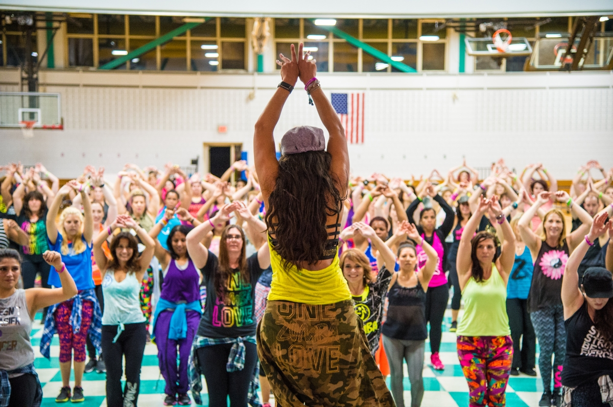 """What One Dance Can Do"": Passion, Perspective and One Year of Teaching Zumba #ZumbaStory"