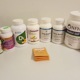 #PCOS and #Hashimoto 's Diaries: Medication and Supplementation